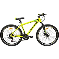 Hercules Roadeo A50 Cycle, Adult Large (Yellow)