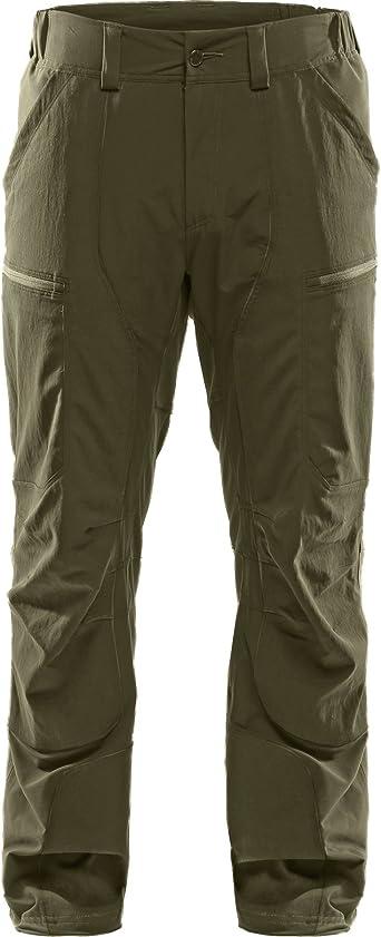 Haglofs Rugged Ii Fjell Pants Men F15 Mens The Hardwear Green Small Amazon Co Uk Clothing