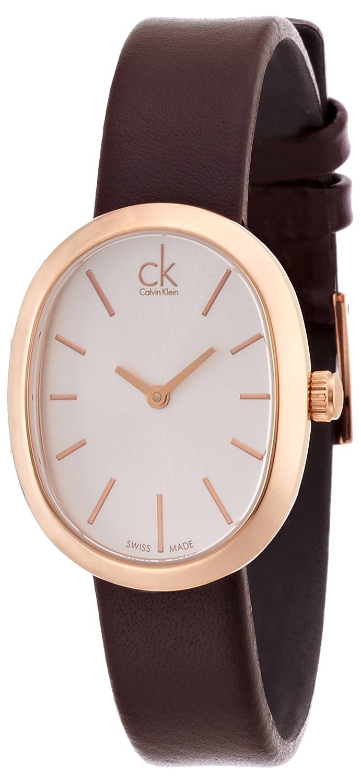 Calvin Klein - Reloj de Pulsera analógico para Mujer Cuarzo Piel ...