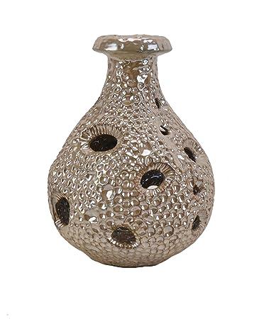 Amazon Decorative Ceramic Sea Urchin Vase 725 X 725 X 95