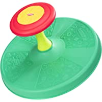 Playskool Sit n Spin Classic Spinning Activity Toy (Multicolor)