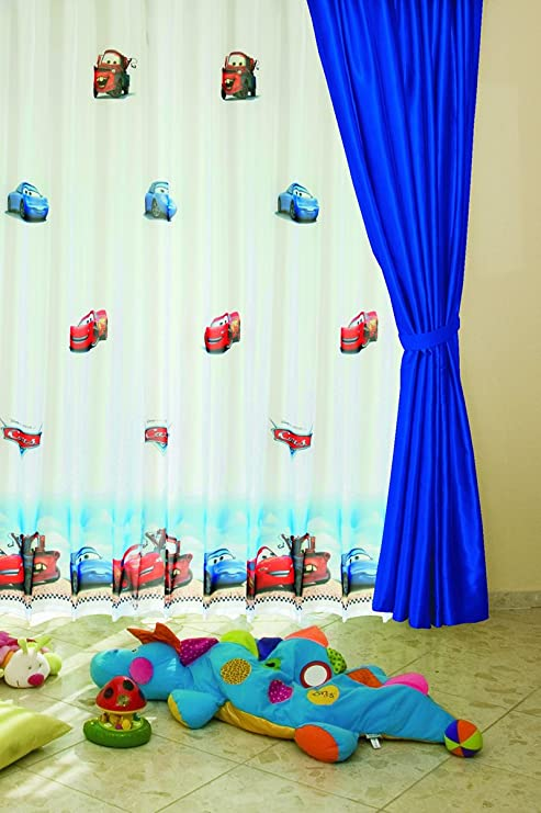 New Kids Net Vorhang Cars 300/cm x 160/cm