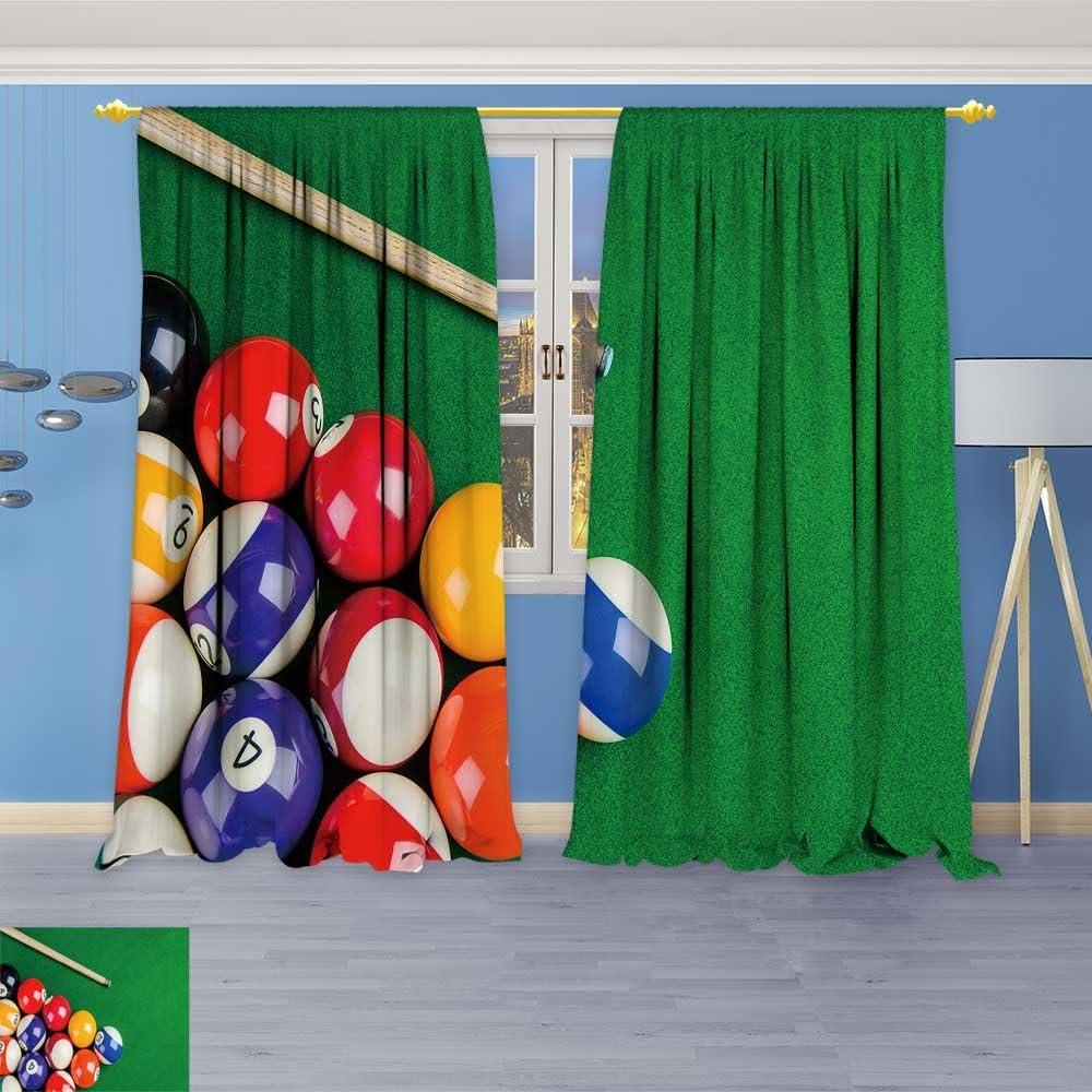 Cortinas de decoración rústica para el hogar de Sofimi, gran TV ...
