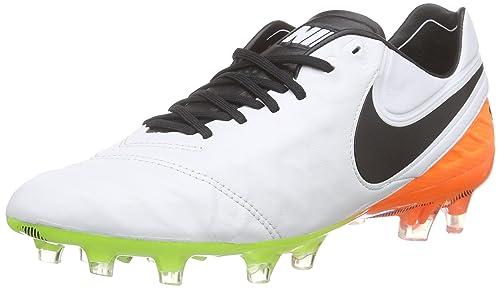 the latest ba122 edb6c Nike Tiempo Legend VI (Fg), Scarpe da Calcio Uomo  Amazon.it  Scarpe e borse