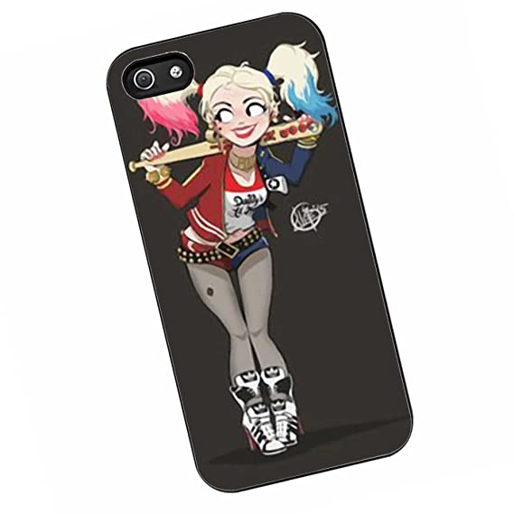 Harley Quinn Dibujos Animados Para Iphone 5 5s Se Caso