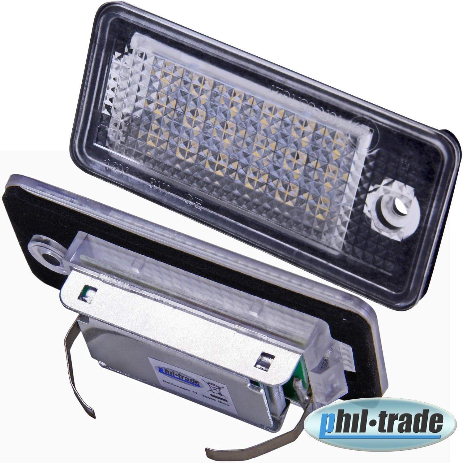 Phil Trade 23234534545gdf Kennzeichenbeleuchtung Led Auto