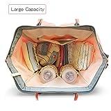 Diaper Bag Baby Backpack Multi-Function Waterproof