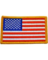 American Flag Patch, Old Glory (Red, White, & Blue)