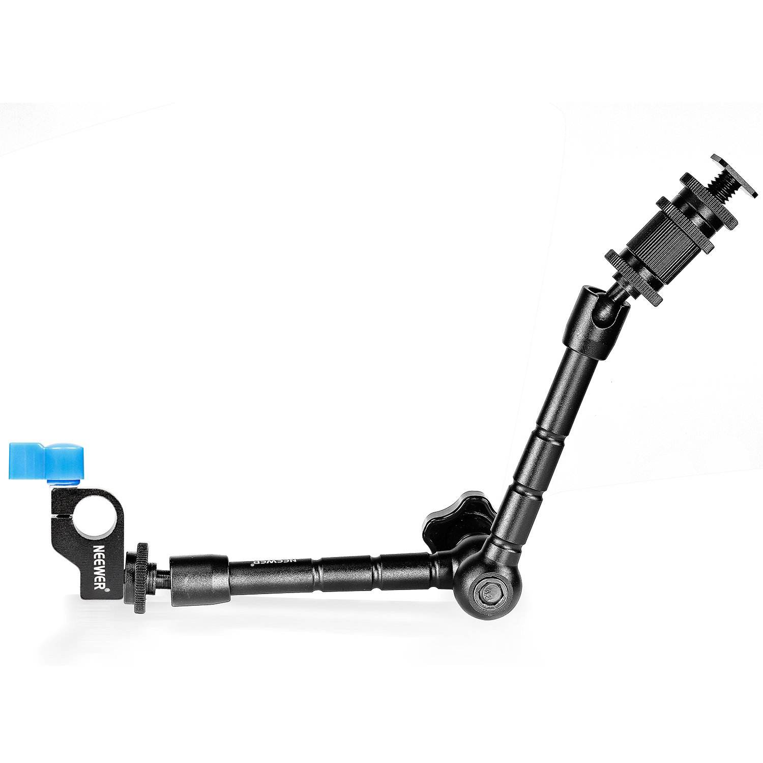 Neewer 30cm/11.8inch Aluminum Alloy Articulating Magic Arm.