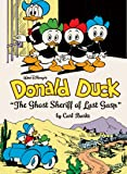 "Walt Disney's Donald Duck: ""The Ghost Sheriff of Last Gasp"" (The Carl Barks Library)"