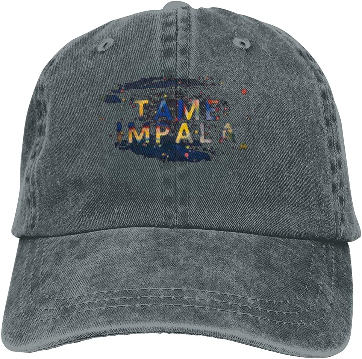 JERXANYD Tame Impala Adjustable Baseball Hat for Mens Caps