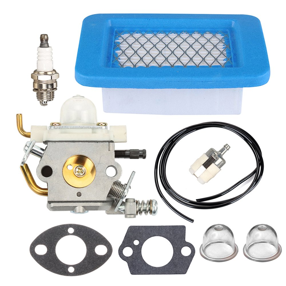 Panari C1M-K77 Carburetor + Air Filter Tune Up Kit for Echo PB403H PB403T PB413H PB413T Leaf Blower by Panari
