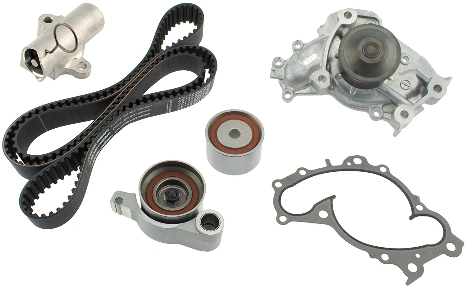 Aisin TKT-018 Engine Timing Belt Kit with New Water Pump