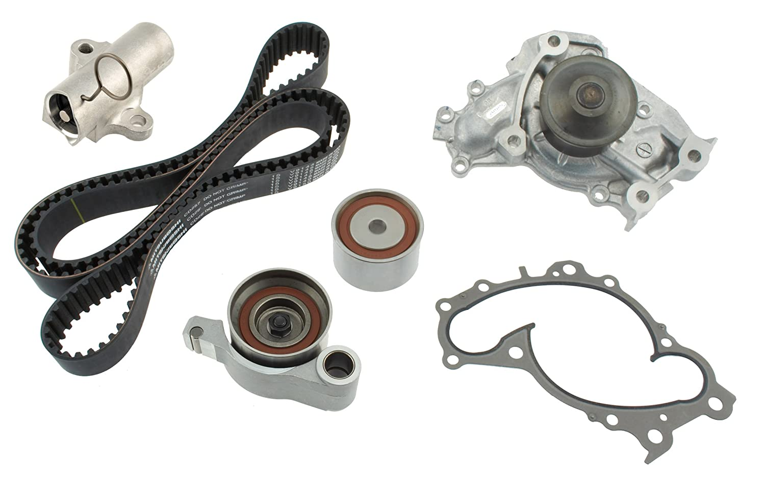 Aisin TKT-026 Engine Timing Belt Kit with Water Pump