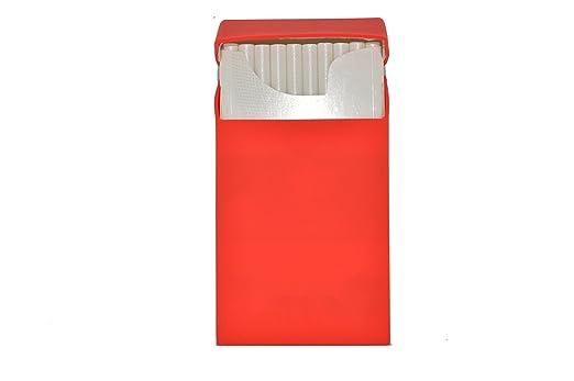 F/ür Super Slim zigaretten Zigarettenh/ülle Zigarettenetui Zigarettenbox Zigaretten tasche