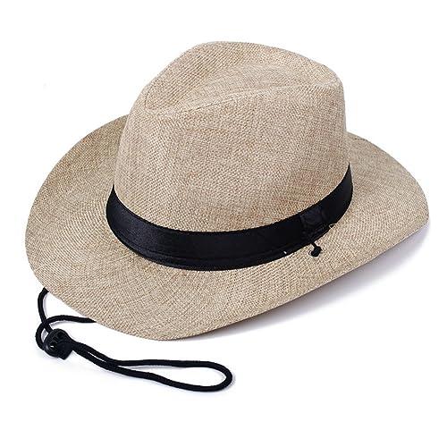 La Versión Coreana Del Sombrero De La Playa De Verano/Sombrero De Paja/Sombrero De Ala Grande/No Vie...