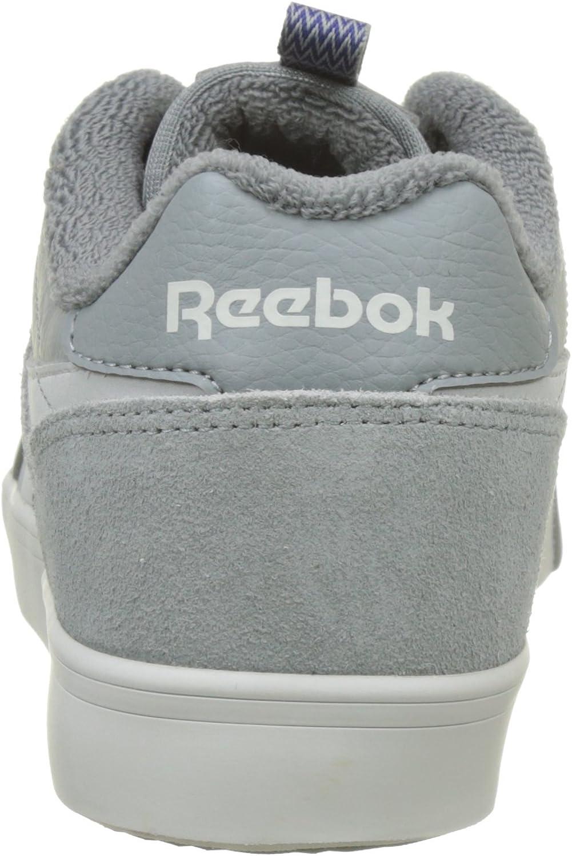 Reebok Royal Complete 2LW, Zapatillas para Hombre, Gris (Flint Grey/Skull Grey/Alloy/Deep Cobalt), 46 EU: Amazon.es: Zapatos y complementos