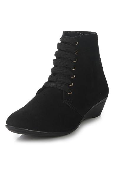 b26915de0c5 Do Bhai Women's Synthetic Boot Tony Shoes