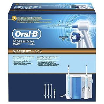 Oral-B - Combiné Dentaire - Professional Care - Waterjet +500 ... c339dc879132
