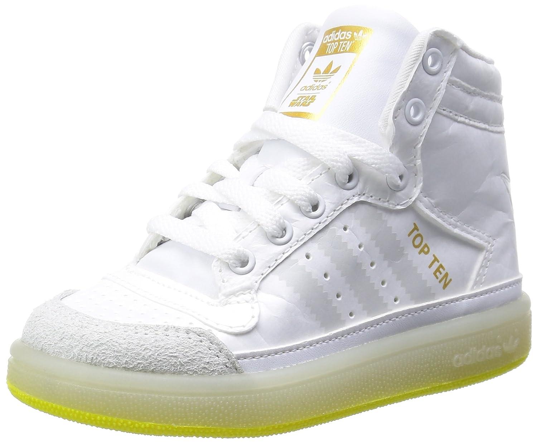 | adidas Top Ten Hi Yoda Infant's Shoes Size 9.5