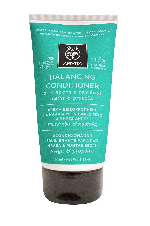 アピヴィータ Balancing Conditioner with Nettle & Propolis (Oily Roots & Dry Ends) 150ml [並行輸入品] B06XGTCH7K