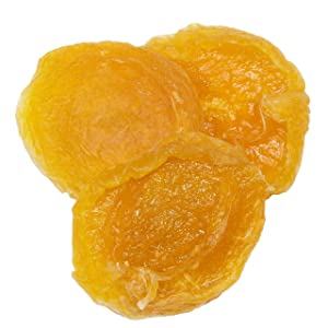 Bella Viva Orchards Dried California White Apricots, 1 lb of Dried Fruit