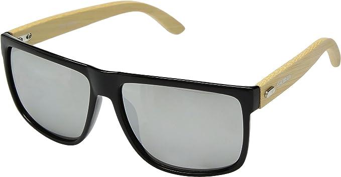 b43501358d Amazon.com  Steve Madden Men s SMM88333 Black Silver One Size  Clothing