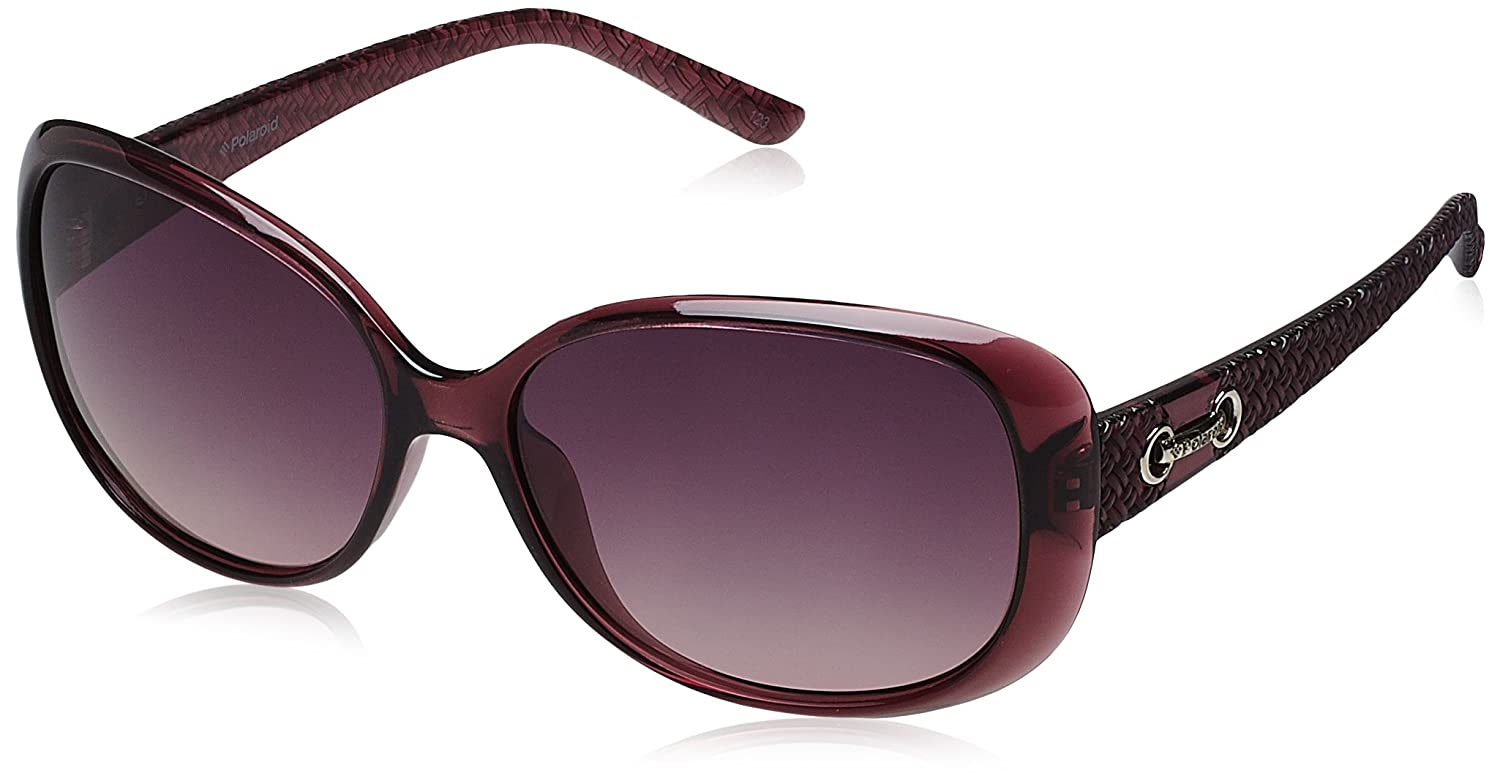 Amazon.com: Polaroid P8430B C6T Purple P8430B Butterfly Sunglasses Polarised Lens Category: Polaroid: Clothing