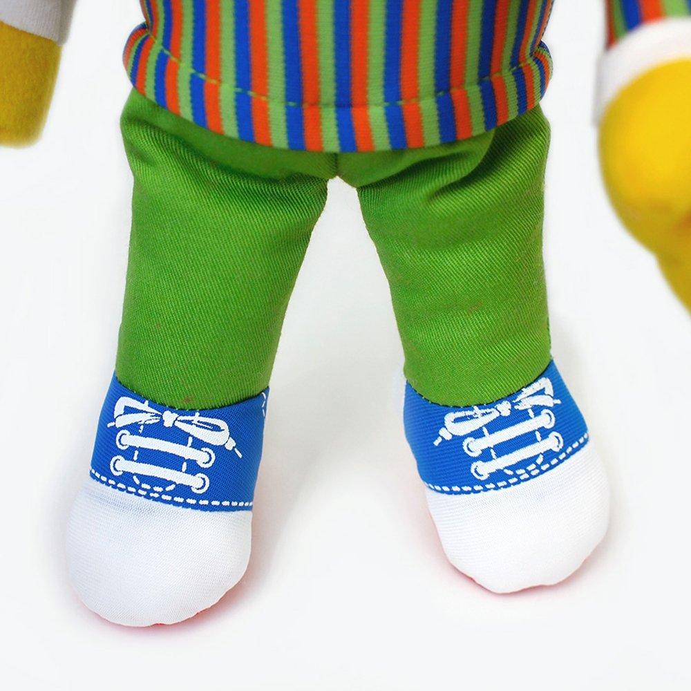 Barrio Sésamo - Peluche de Blas, 35,5 cm [versión en inglés]: Toy: Amazon.es: Juguetes y juegos