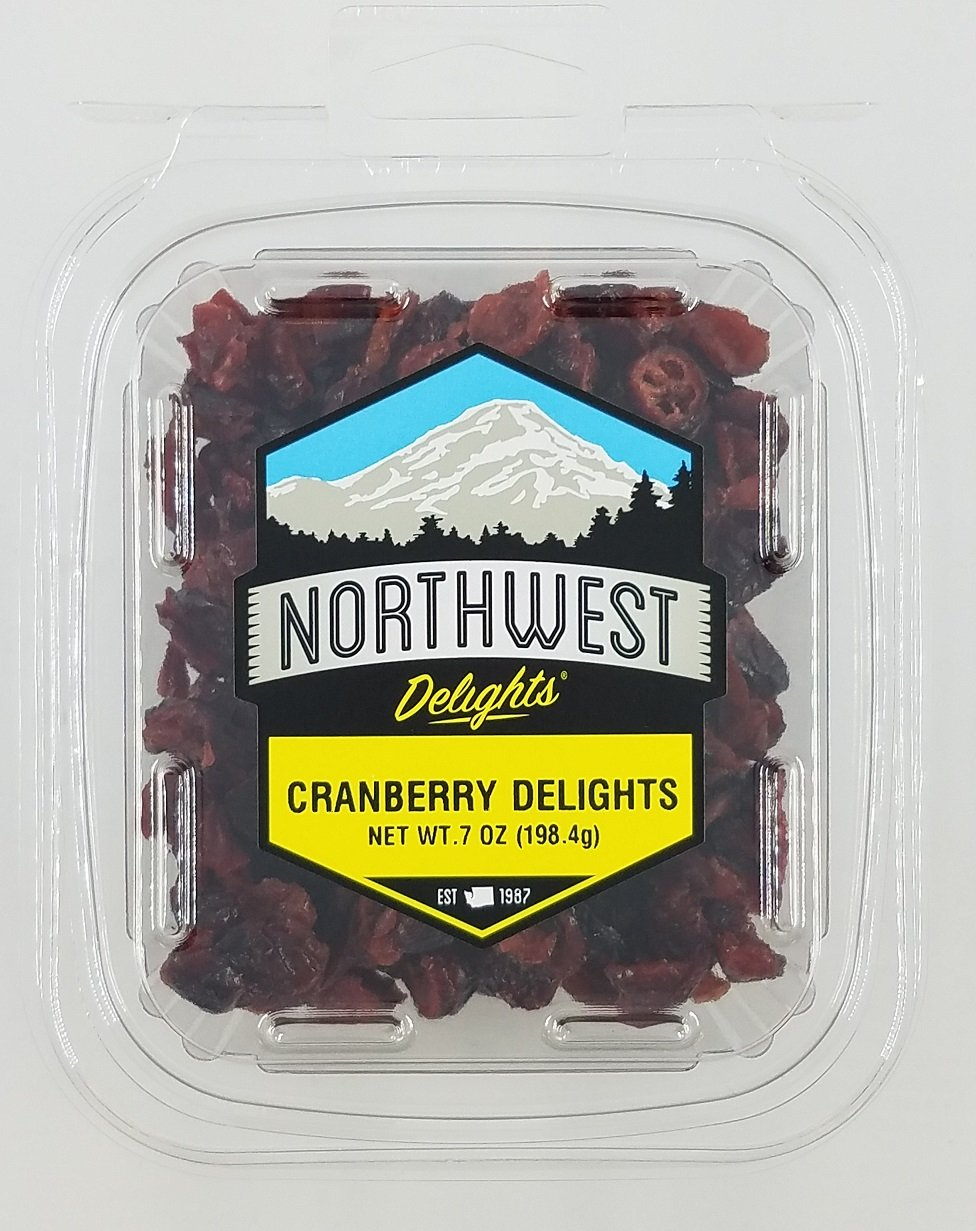 Dried Cranberry Delights 7 oz.