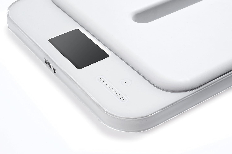 Withings 70004001 - Báscula, color blanco: Amazon.es: Salud y cuidado personal