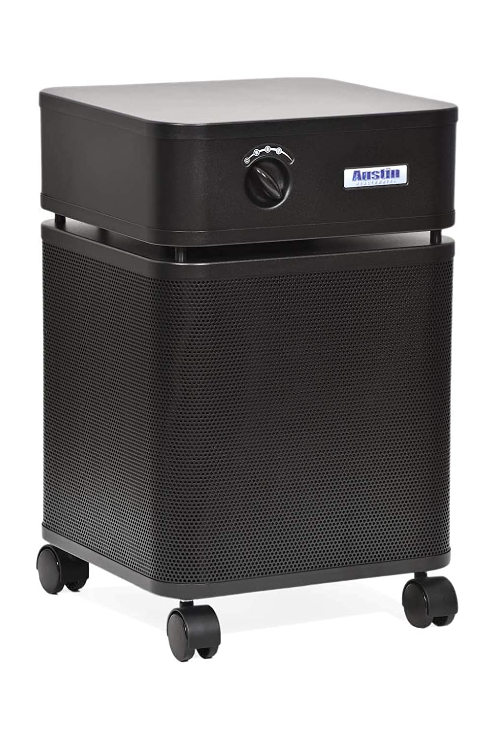 Austin Air Purifier Healthmate Plus with Superblend Filter – Color Black