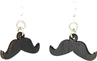 product image for Mustache Earrings