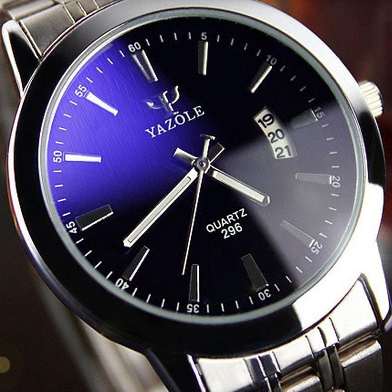 Amazon.com: 2016 MenS Outdoor Sports Watch Men Date Quartz Watch Luxury Brand Watches Military Watches Clock Relogio Masculino Black: Watches