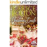 Christmas Crush on Fireweed Island: Small Town, Holiday Romance (Island County Series Book 14)