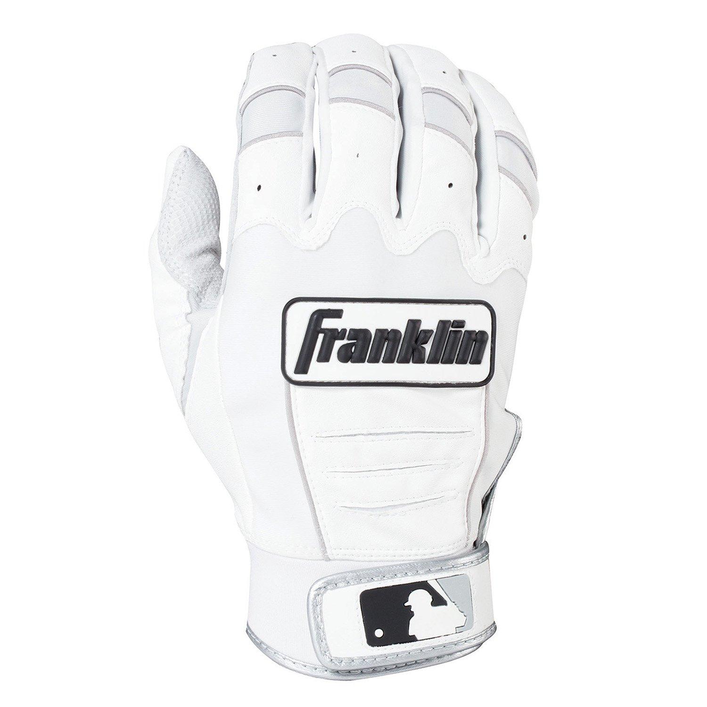 Franklin (フランクリン) スポーツ MLB CFX Pro バッティング グロ―ブ B013LPT5VK 3L Pearl/White Pearl/White 3L
