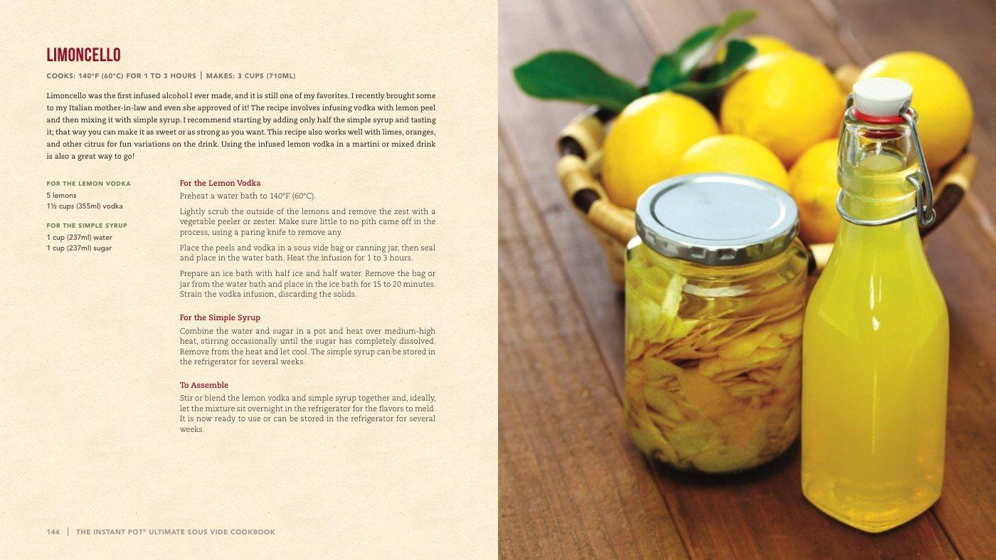 The Instant Pot R Ultimate Sous Vide Cookbook: 100 No-Pressure Recipes for Perfect Meals Every Time: Amazon.es: Jason Logsdon: Libros en idiomas extranjeros