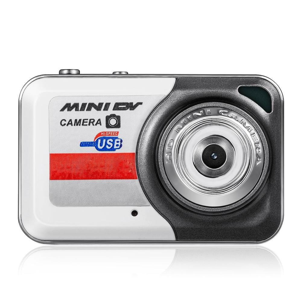 vanpower Smallest 720p HD WebカメラデジタルミニカメラビデオレコーダーDV (x6ブラック) B07CVW7C3N