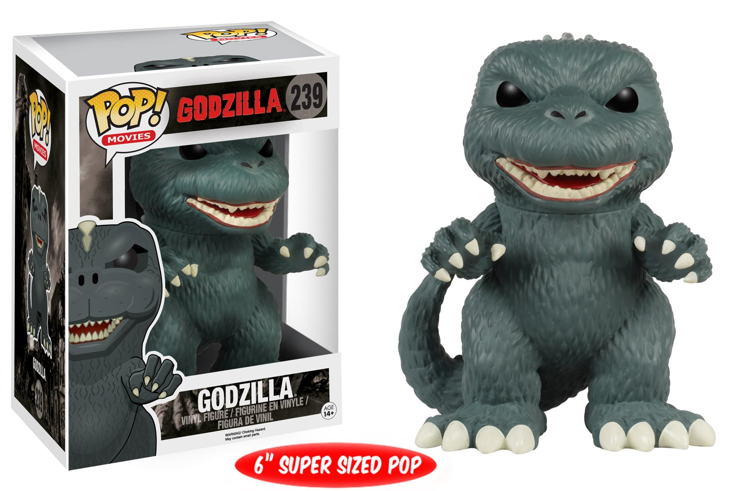 0ef41d20504 Amazon.com  Funko POP Movies  Godzilla - Godzilla 6