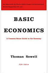 Basic Economics Kindle Edition