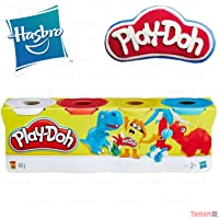 Play-Doh 4'lü Hamur (Yeni)