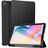ZtotopCase Case for Samsung Galaxy Tab S6 Lite 10.4 inch Tablet 2020 Released with Pen Holder, Auto Wake/Sleep, Slim PU…