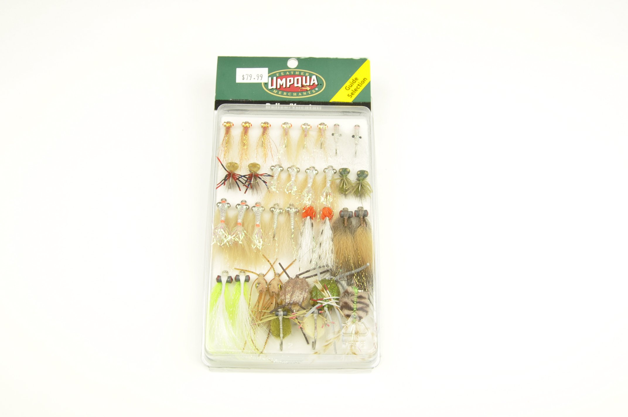 Umpqua Belize/Yucatan Guide Fly Selection
