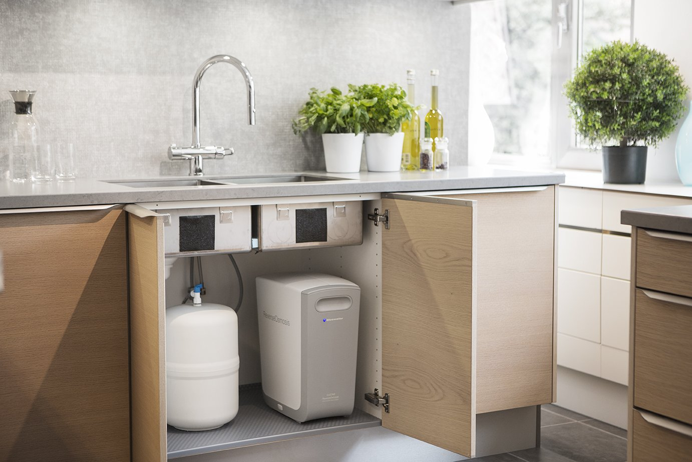 Bluewater Classic Cleone Water Filtration System, Grey by Bluewater (Image #4)