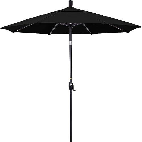 California Umbrella 7.5' Round Aluminum Market Umbrella