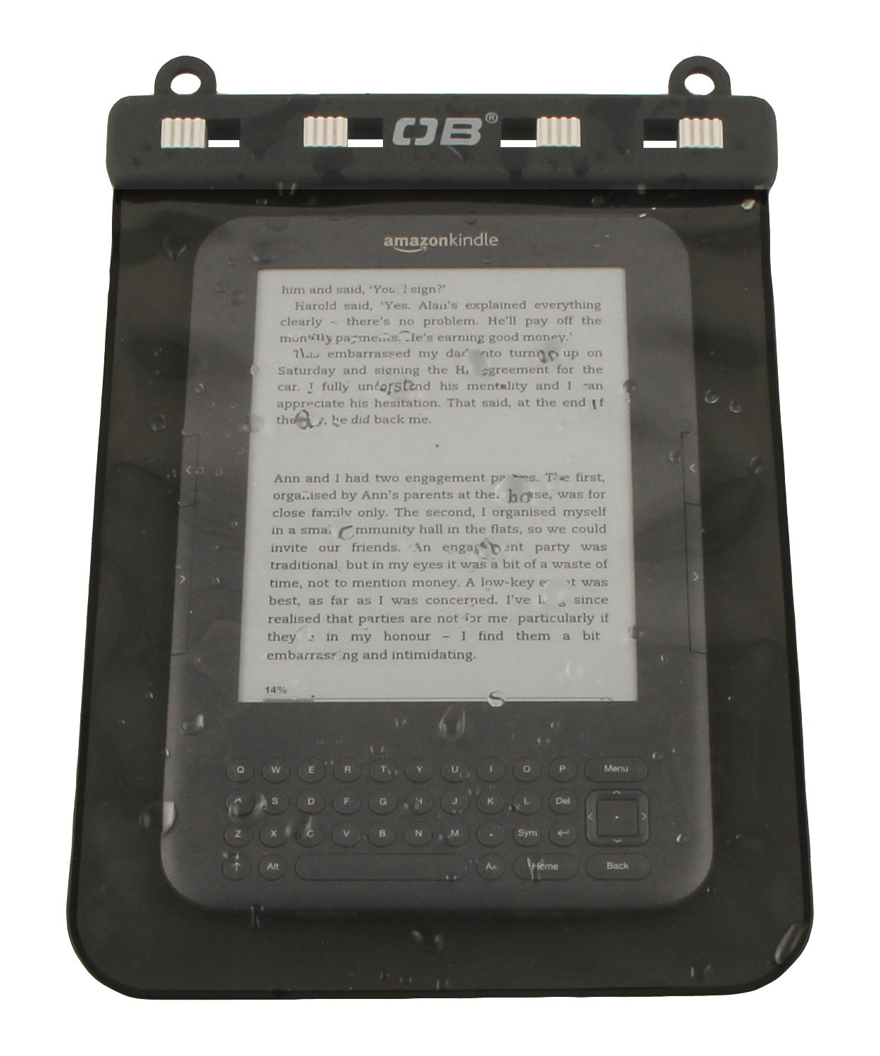 Kindle Case By Overboard: Amazon: Sports & Outdoors