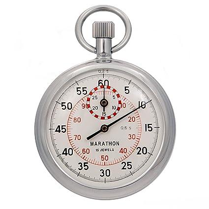 amazon com marathon st211003 stopwatch single action mechanical