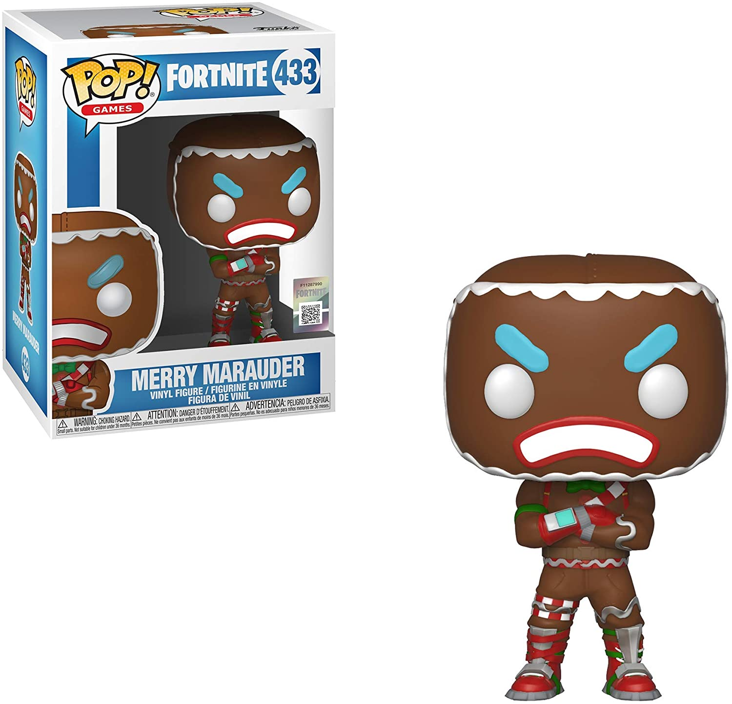 pindepice figurine pop fortnite
