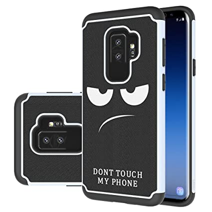 coque samsung s9 dont touch my phone