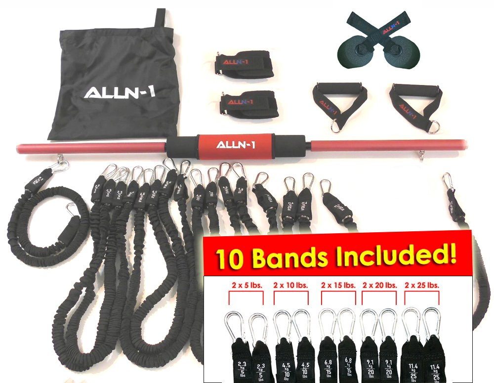 ALLN-1: Basic Band Resistance Training (BRT) by ALLN-1